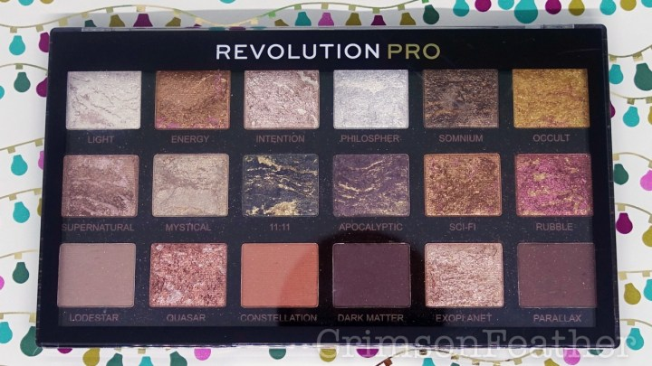 Revolution Pro Regeneration Trends Astrological Palette – Review & Swatches