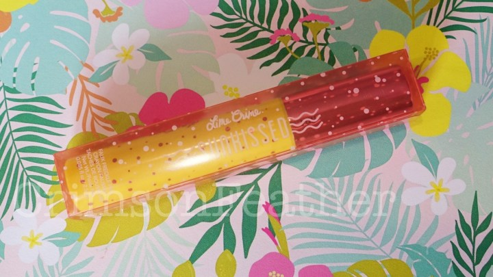 Lime Crime Sunkissed Freckle Pen in Box