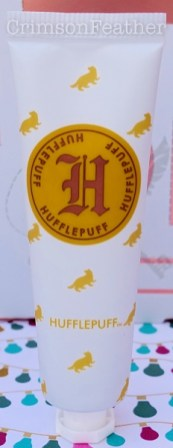 Day-15-Harry-Potter-Advent-Calendar-2019-Hufflepuff-Hand-Cream