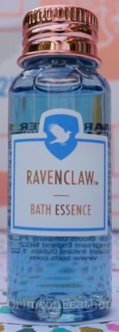 Day-21-Harry-Potter-Advent-Calendar-2019-Mini-Ravenclaw-Bath-Essence