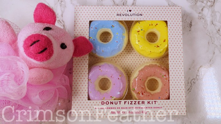 I Heart Revolution Donut Fizzer Kit