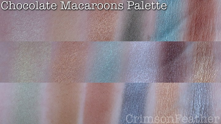 I-Heart-Revolution-Macaroons-Chocolate-Palette-Swatch