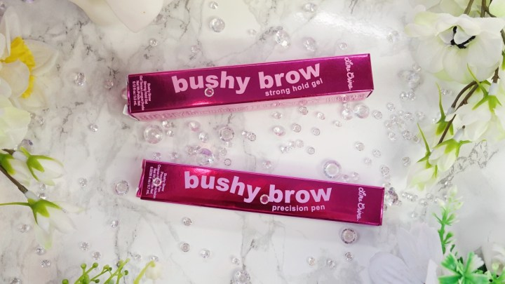 Lime Crime Bushy Brow Precision Pen and Strong Hold Gel in Redhead Review & Swatches