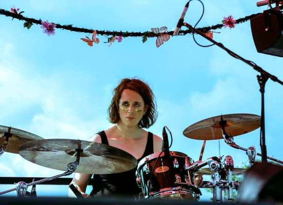 Emma Holbrook Drummer