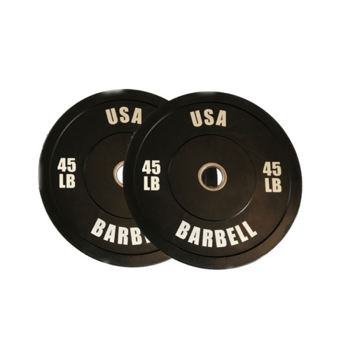 Fake Weights 45 lbs Barbell Plate - 6 PAIR   Fake Weights