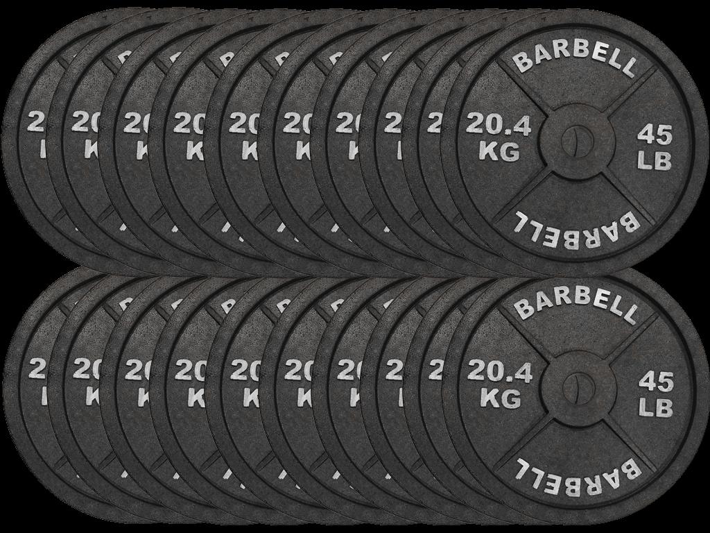 Fake-Weights-45-lb-20-kg-5   Fake Weights®