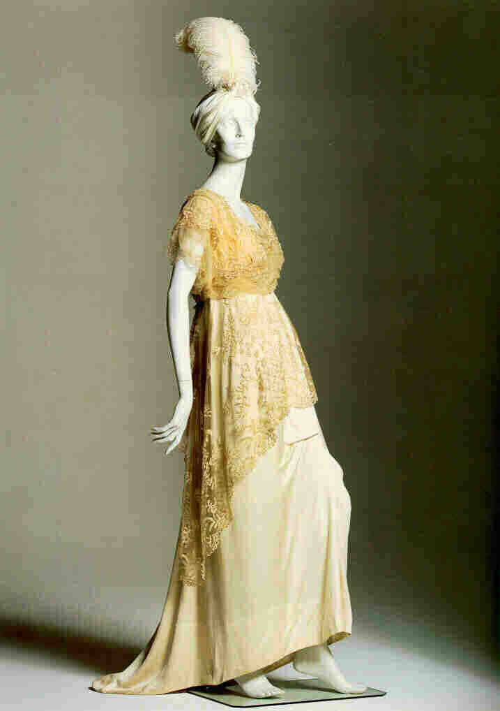 Faking 1912 Titanic evening fashion  Faking Historical