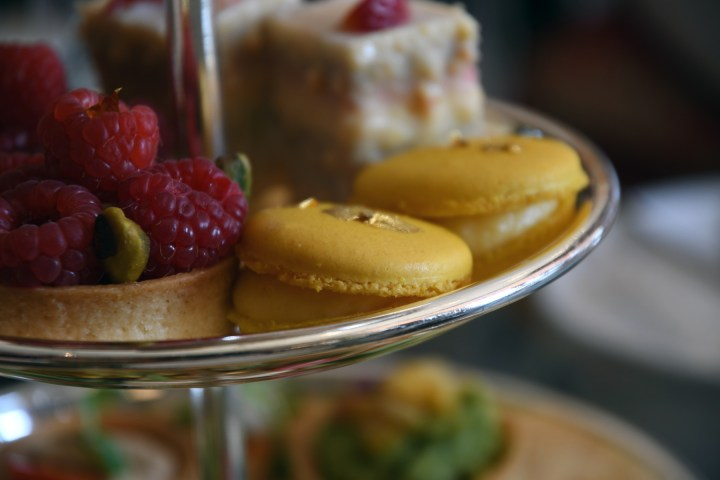 Pastries at High Tea
