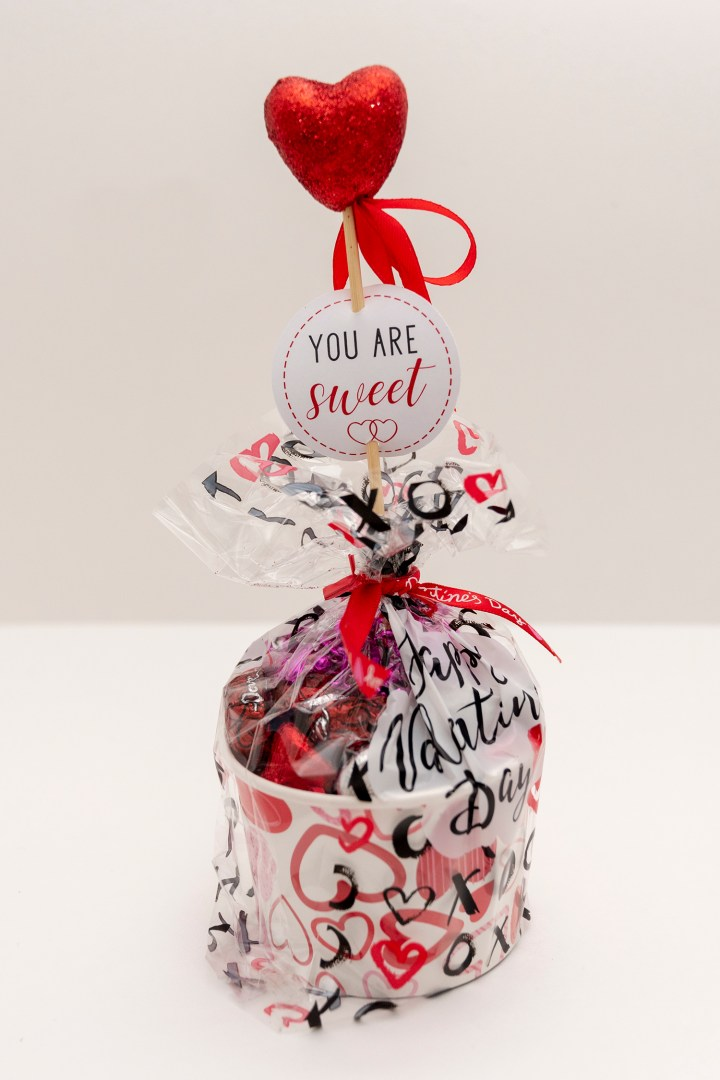 Sweet Valentine Party Favors