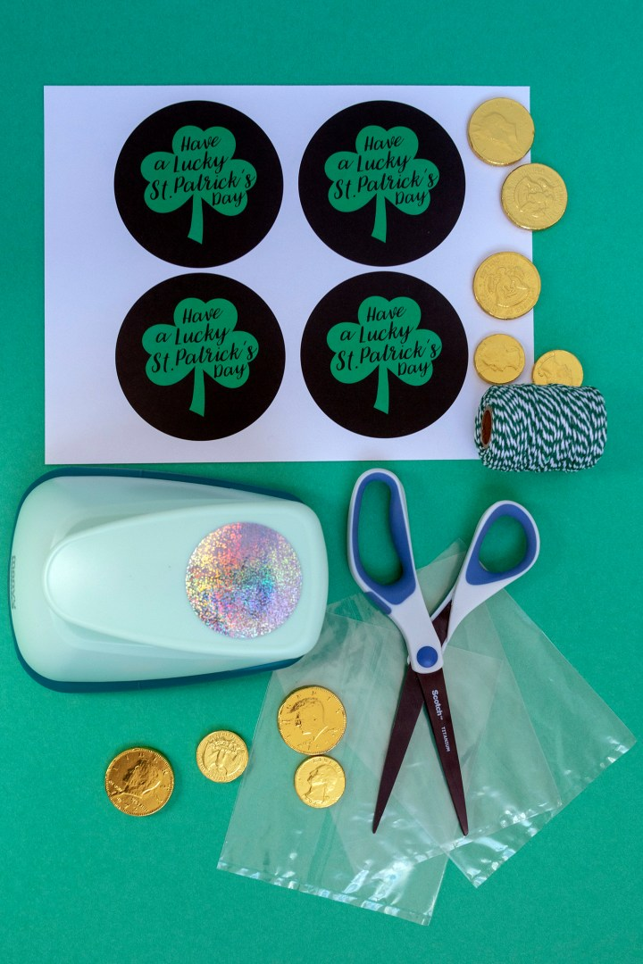 Free Printable Gift Tags, Have a Lucky St. Patrick's Day