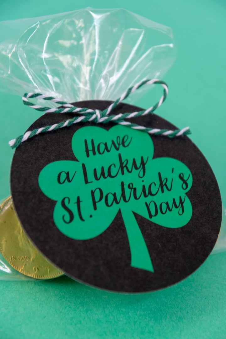 Have a Lucky St. Patrick's Day: Free Printable Gift Tags