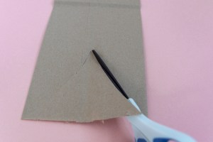 Make an Easter Bunny from a Brown Paper Bag