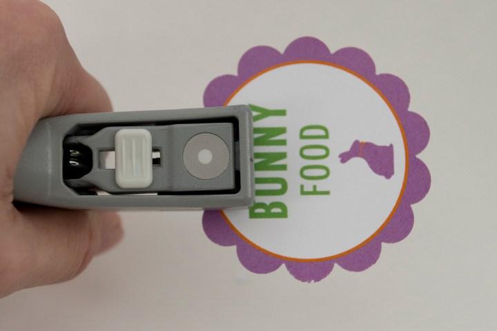 Free Printable Bunny Food Gift Tags