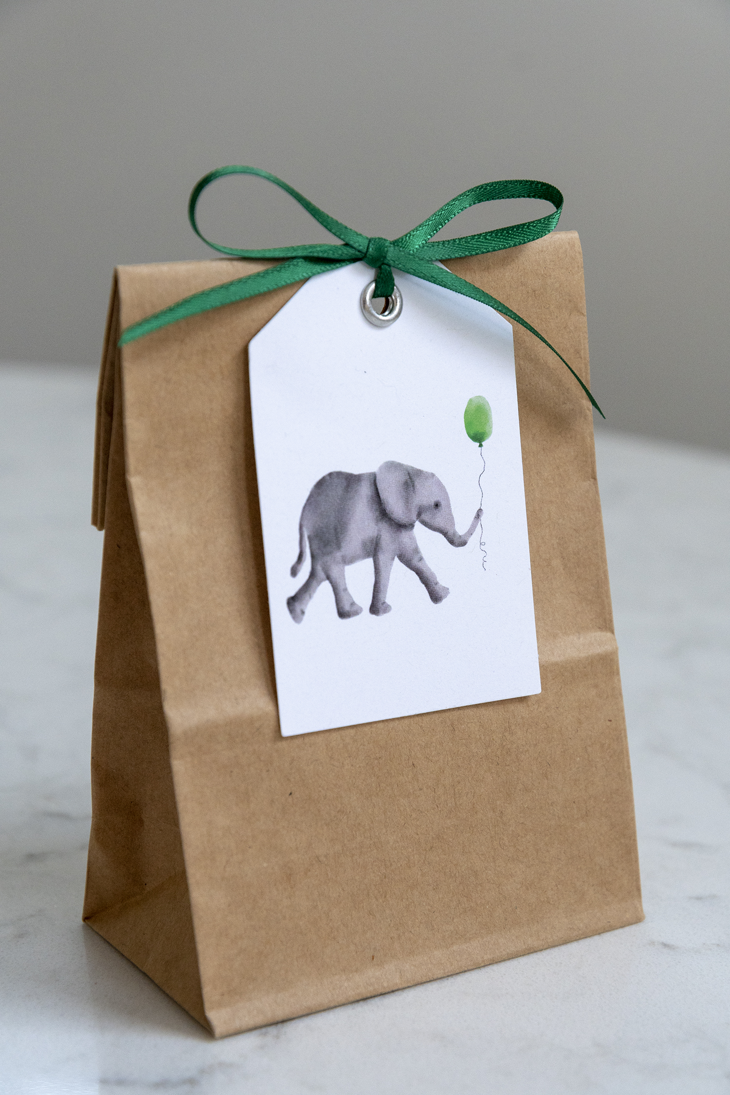 It's just a photo of Printable Baby Gift Tags intended for elegant