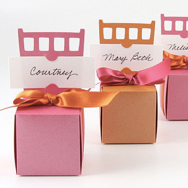 Creative Wedding Favor Packaging Ideas