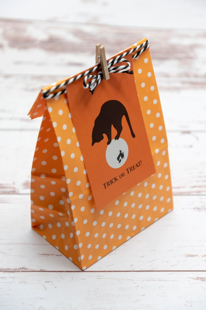 Free Printable Gift Tags for Halloween