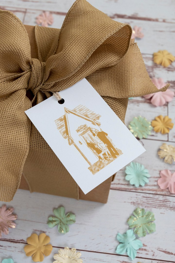 Housewarming Free Printable Gift Tags