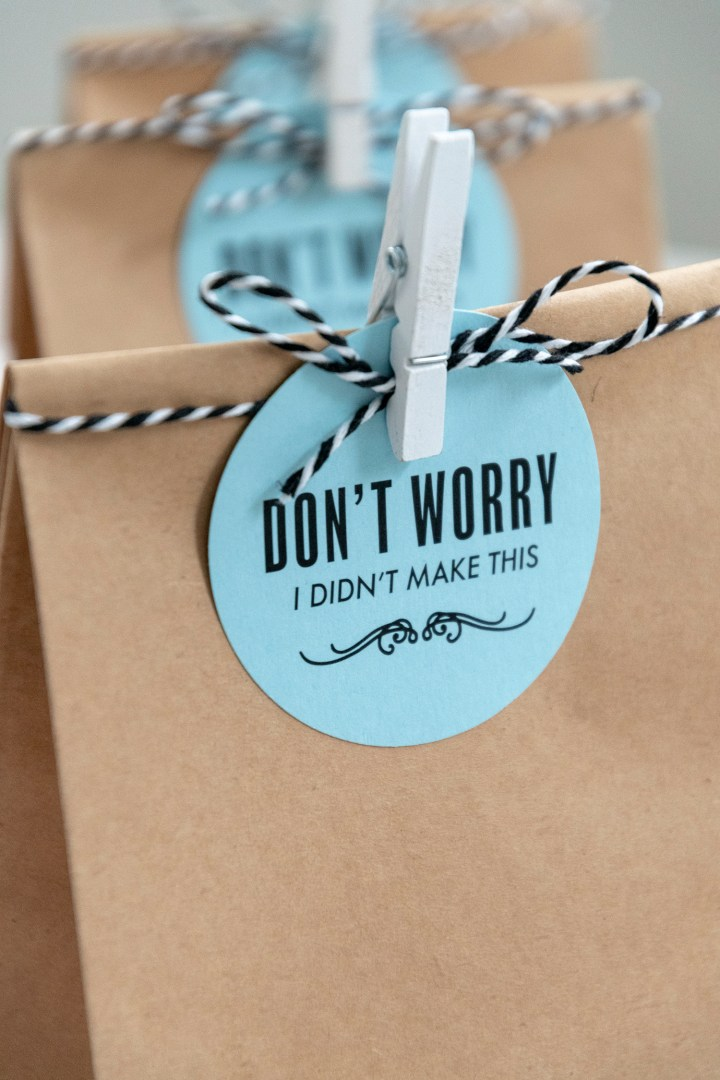 Gift Tags for Terrible Crafters