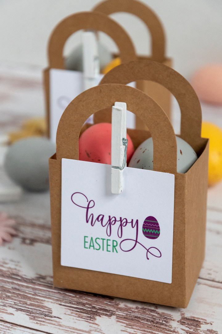 Happy Easter Gift Tag Printable
