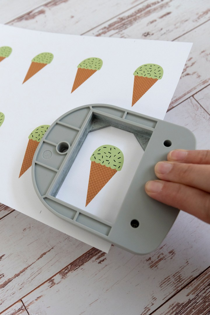 Just Add Ice Cream Gift Tags