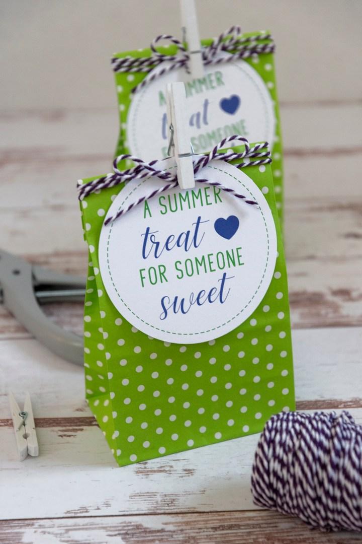 End of School Year Teacher Gift Idea