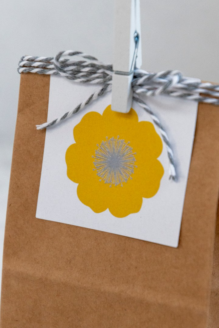 Free Printable Flower Gift Tags for All Occasions