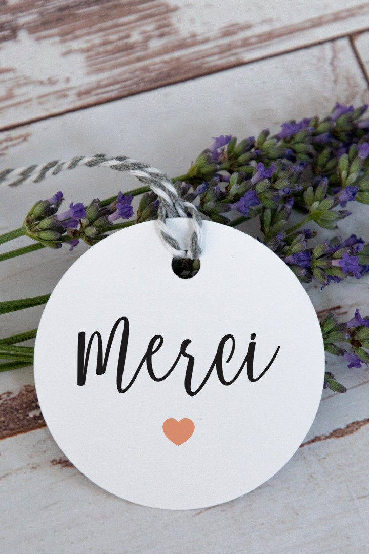 Merci Free Printable Gift Tags