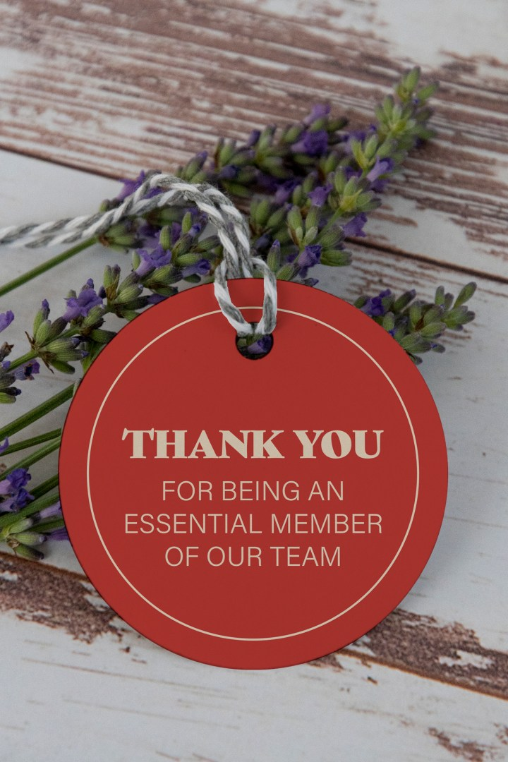 Free Printable Staff Appreciation Gift Tags