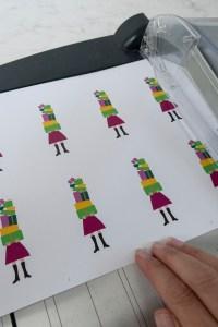 DIY Free Printable Birthday Gift Tags