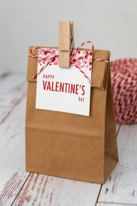 Square Valentine Cards
