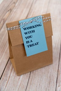 Coworker Gift Ideas with Free Printable