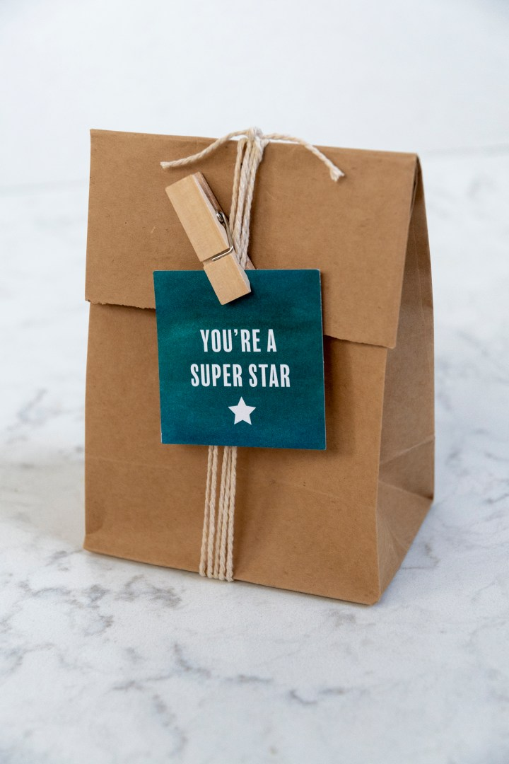 You're A Superstar Gift Tags | Free Printable Download