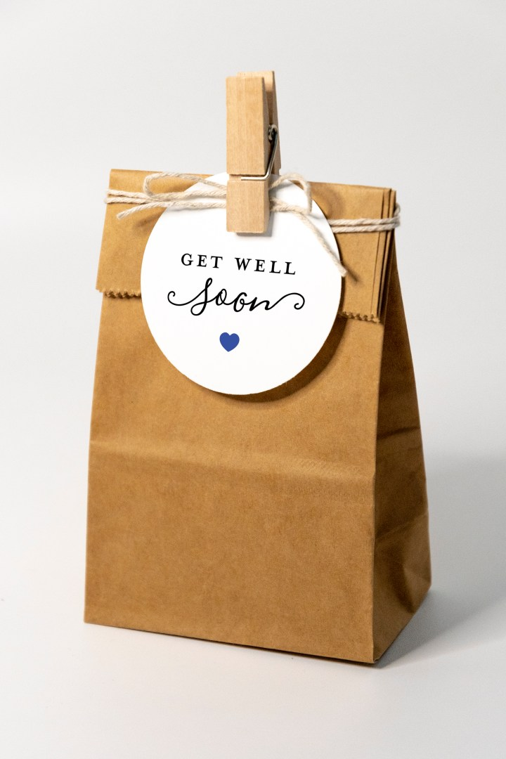 Free Printable Get Well Soon Gift Tags
