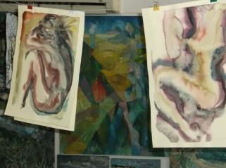 """Галерия """"Факири""""и изложбата """"Рисунки на килограм"""""""