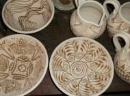 сграфито керамика