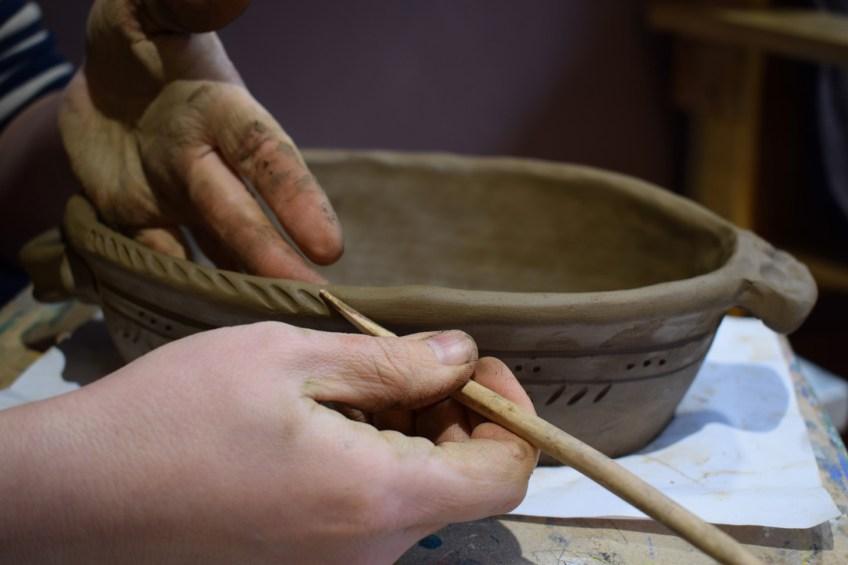 керамика факири