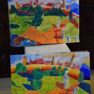 """В школата по приложни и изящни изкуства """"Арт Джунгла"""" се учим на моделиране, рисуване и проектиране."""