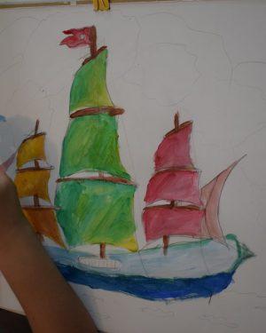 онлайн уроци по рисуване за деца