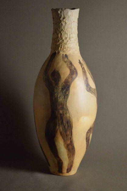 малка пластика скулптура керамика онлайн галерия чайник пластика фруктиера стенна чиния