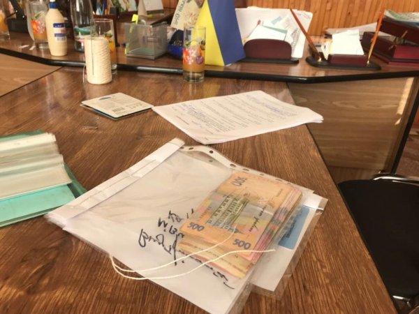 На Херсонщине погоревший на взятке начальник госструктуры продавал водителям права