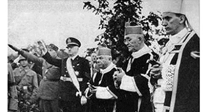 Чак 1.171 фратар учествовао у клању и убијању Срба, А ПАПА БИ БЕЗ ПОКАЈАЊА ДА ПОСЕТИ СРБИЈУ 3
