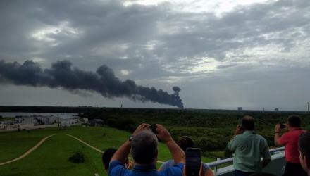 Компания Spacecom признала потерю самого крупного и современного спутника