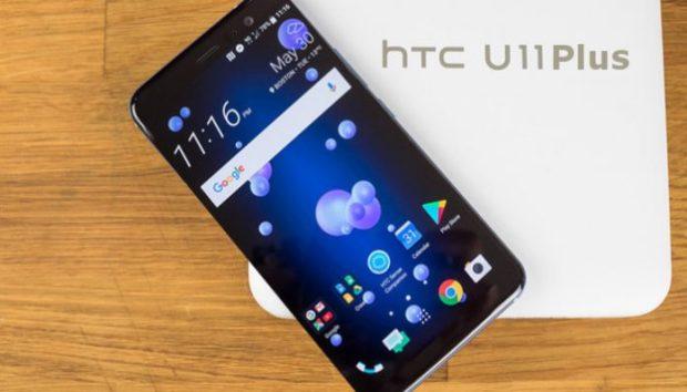 Презентация HTC U11 Plus пройдет в ноябре