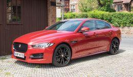 Jaguar презентовал удлиненную версию модели XE