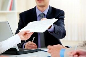 Регистрация филиала