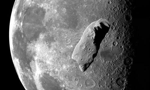 ➲ НАСА планирует ввести астероид на окололунную орбиту