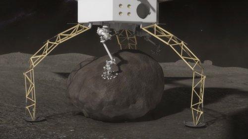 ➲ NASA планирует поставить в Месяц их крошечный месяц