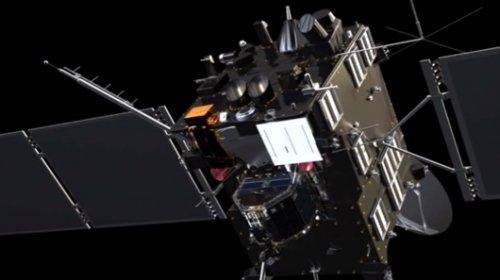 ➲ Пыль кометы 67P послужило причиной для перехода аппарата Rosetta в безопасном режиме