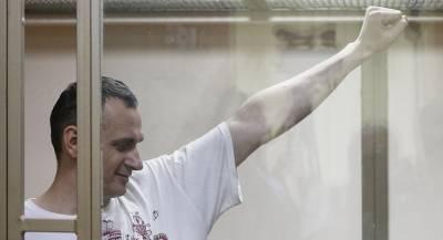 Сенцова выдвинули на Нобелевскую премию мира