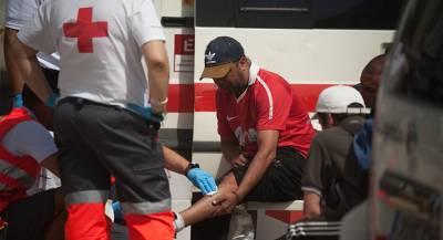 «Красный Крест» спас десятки филиппинцев от тайфуна